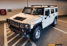 2003 Hummer H2 SUV 1:18 Maisto