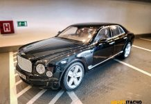 2010 Bentley Mulsanne 1:18 RASTAR