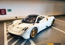 2012 Pagani Huayra 1:18 GTAutos