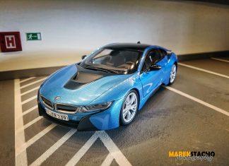 2014 BMW i8 Paragon Models